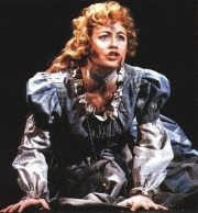 Louise Pitre LES MISERABLES Royal Alexandra Theatre Toronto 1989