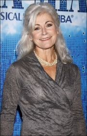 Louise Pitre 10th Broadway Anniversary of Mamma Mia! 2011