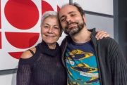 Louise Pitre with Alan Neal CBC Radio All in a Day 5 April 2017
