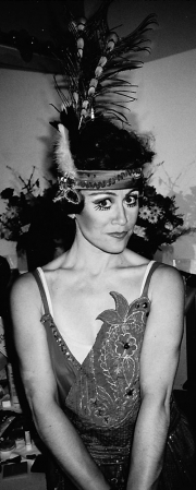 Louise Pitre as Sally Bowles CABARET Stage Company