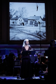 Louise Pitre in KRISTINA Carnegie Hall NY 2009