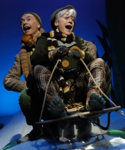 Louise Pitre as Toad A YEAR WITH FROG AND TOAD 2010