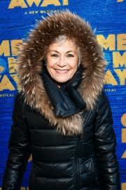 Louise Pitre NY Opening Come From Away 2017