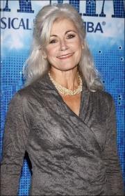 Louise Pitre 10th Broadway Anniversary of Mamma Mia!