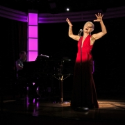 Louise Pitre performs on Broadway on the High Seas 2017