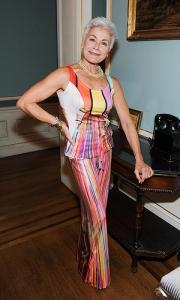 Louise Pitre at the Wonderful Women Gala, Casa Loma-Toronto 17 May 2017