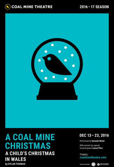 Louise Pitre A Coal Mine Christmas
