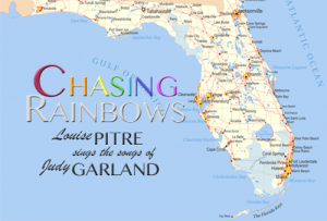 Louise Pitre Chasing Rainbows Florida Tour 2017