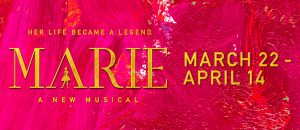Marie A New Musical in Seattle 2019